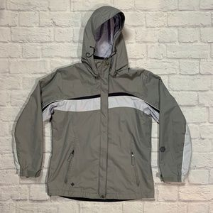 Columbia Core Interchange Womens Rain Jacket